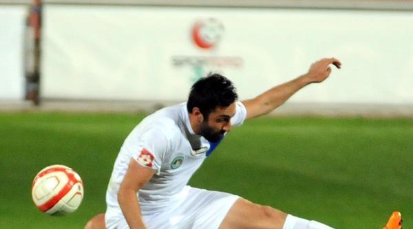 Ankara Demirspor - Kahramanmaraş Büyükşehir Belediyespor: 0-1