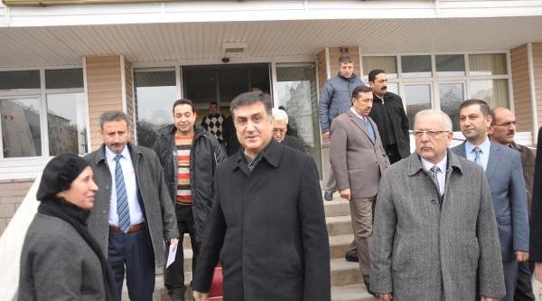 Ankara Emniyet Müdürlüğü'ne Atanan Kartal'a Uğurlama