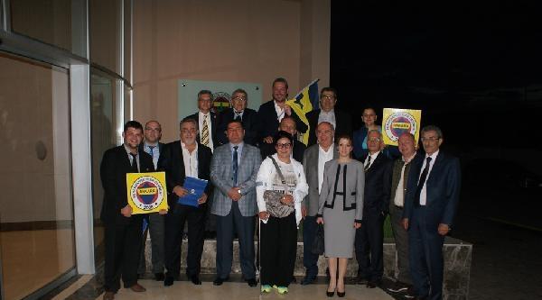 Ankara Fenerbahçeliler Derneği Genel Kurulu Yapıldı