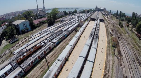 Ankara-istanbul Hızlı Tren Hattı Yarın Açılıyor, Banliyö Hattında İlerleme Yok