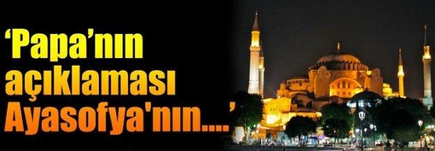 Ankara Müftüsünden ilginç tepki!