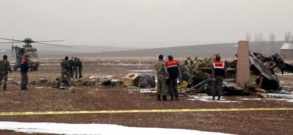 Ankara'da Askeri Helikopter Düştü: 4 Şehit - Ek Fotoğraflar