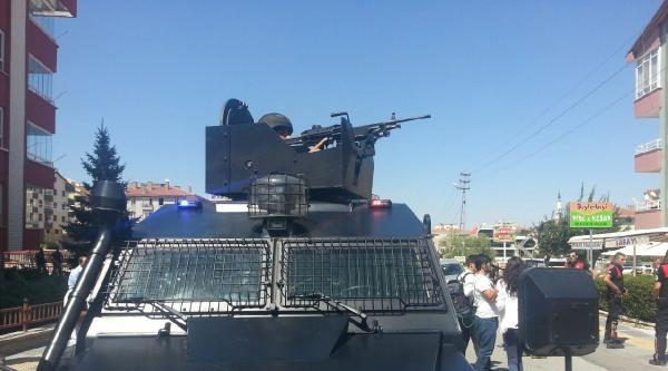 Ankara'da Çatişma: 2'si Polis, 5 Yaralı