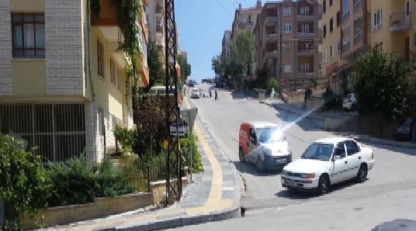 Ankara'da Çatişma: 2'si Polis, 5 Yaralı (2)