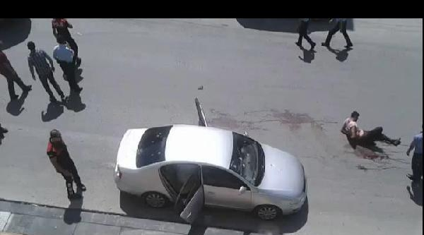 Ankara'da Çatişma: 3'ü Polis 5 Yaralı (3)