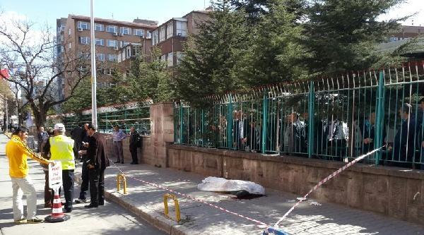 Ankara'da Cinayet