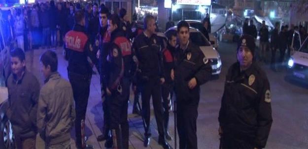 Ankara'da korku dolu anlar! Seçim turunda silahlar konuştu!