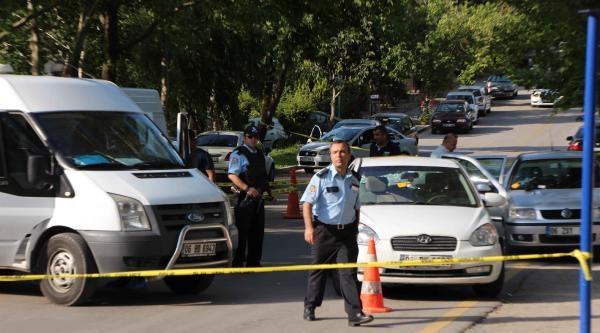 Ankara'da Silahlı Çatişma : 3 Ölü (1)