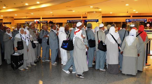 Ankara'dan İlk Hacı Kafilesi Kutsal Topraklara Gitti
