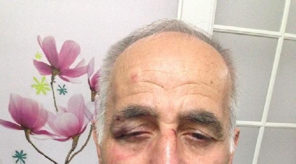 Ankaragücü Başkanı Mehmet Yiğiner'in Korumaları 70 Yaşındaki 50 Yıllık Ankaragücü Taraftarını Darp Etti