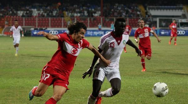 Ankarasporlu Milli Futbolcu Sedat Yüce Denizde Kayboldu (2)