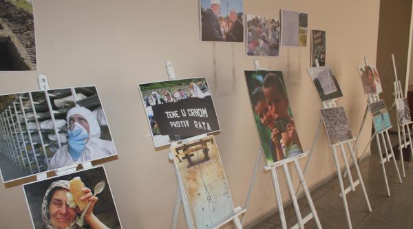 Anneler, Srebrenitsa Katliamını Anlattı