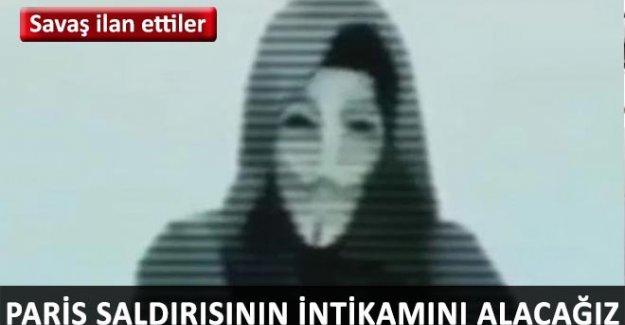 Anonymous IŞİD ve El Kaide'ya savaş ilan etti