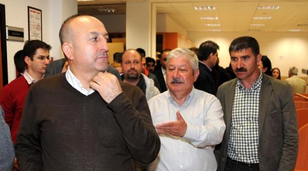 Antalya Adliyesinde Ak Parti İle Chp Arasında Tartışma (1)