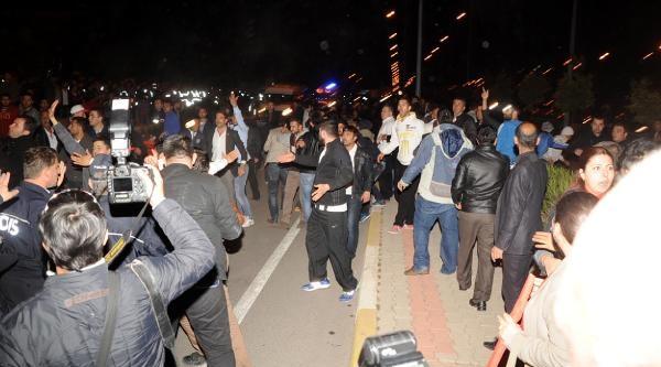 Antalya Adliyesinde Ak Parti İle Chp Arasında Tartışma (2)