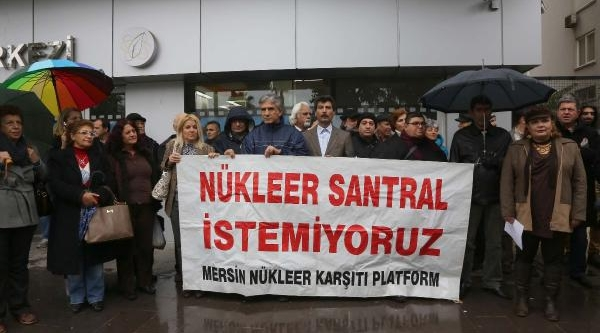 Antalya Depremi, Mersin'deki Nükleer Karşitlarini Tedirgin Etti