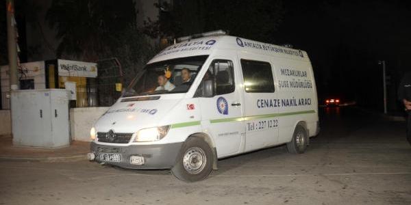 Antalya Emniyet Müdür Yardimcisi Intihar Etti (Ek Fotoğraf)