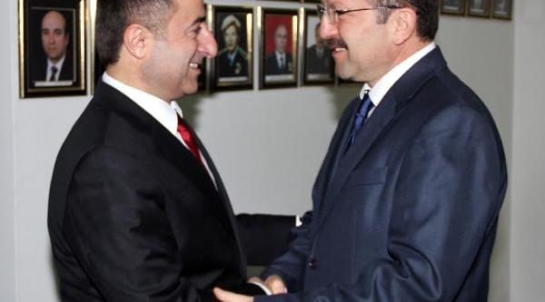 Antalya Emniyet Müdürlüğü'nde Devir Teslim