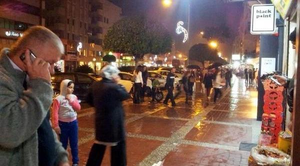 Antalya Körfezi'nde 6 Büyüklüğünde Deprem  - Ek Fotoğraflar