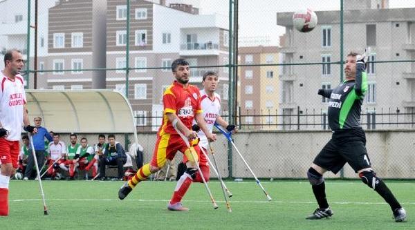 Antalya Ortopedik Engeliler - Kayseri Bedensel: 1-3
