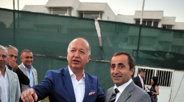 Antalya Valisi: Yiğit Düştüğü Yerden Kalkar