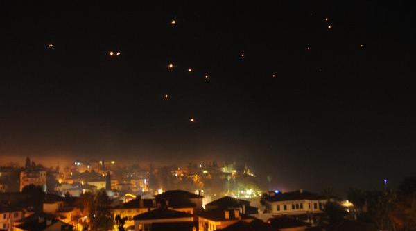 Antalya Yeni Yila 'kar Altinda' Girdi