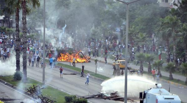 Antalya'da 170 Sanıklı Gezi Davası Başlıyor