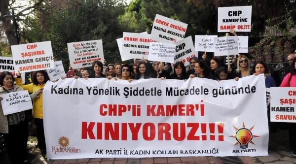 Antalya'da Ak Parti, Chp Gerginliği