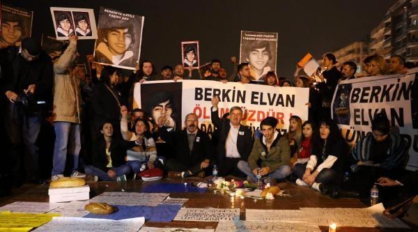 Antalya'da Berkin Elvan Eylemine Müdahale