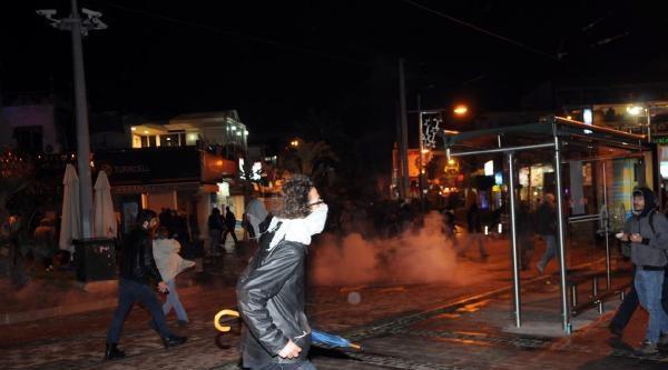 Antalya'da Berkin Elvan Eylemine Müdahale (2)