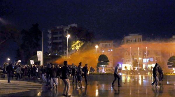 Antalya'da Berkin Elvan Eylemine Müdahale (3)