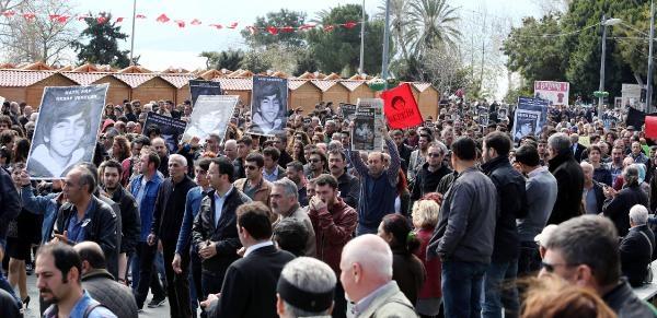 Antalya'da Berkin İçin Yürüyüş