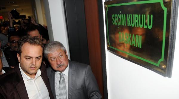 Antalya'da Chp Seçim Sonuçlarına İtiraz Etti (2)