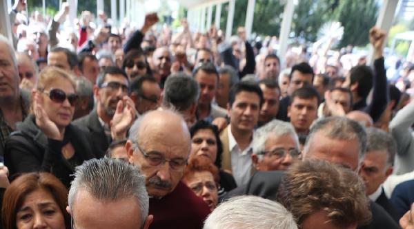 Antalya'da Chp Seçim Sonuçlarına İtiraz Etti (3)