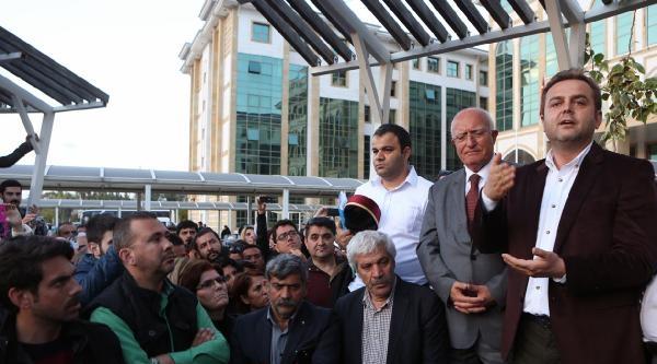 Antalya'da Chp Seçim Sonuçlarına İtiraz Etti (4)