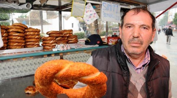 Antalya'da Ekmek Ve Simit Yüzde 25 Zamlandi