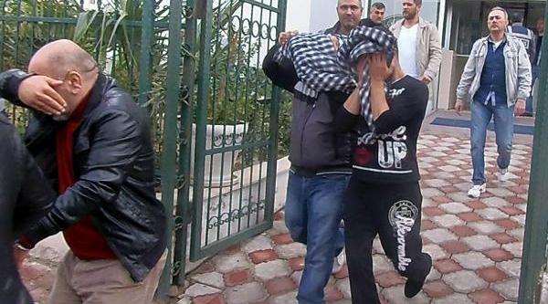 Antalya'da Fuhuş Operasyonu: 22 Gözalti
