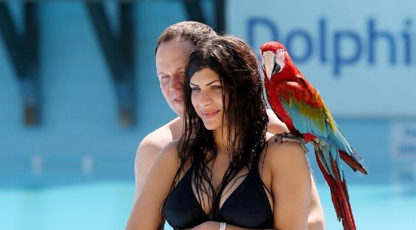 Antalya'da Havuz Sezonu Açıldı