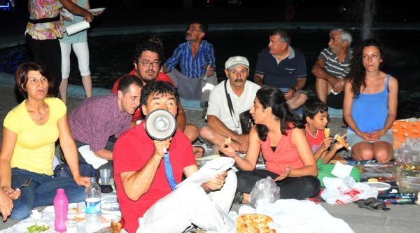 Antalya'da İşten Atılan İşçiler İçin Yeryüzü Sofrası