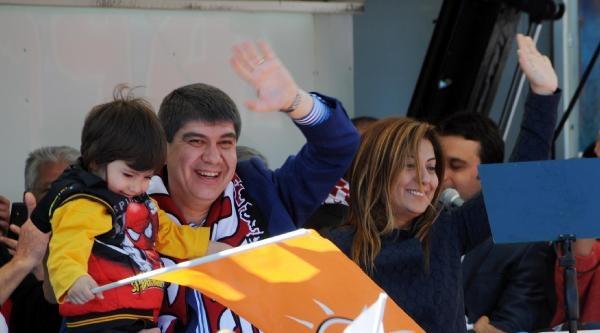 Antalya'da Nefes Kesen Seçimi Ak Parti Adayı Türel Kazandı (3)