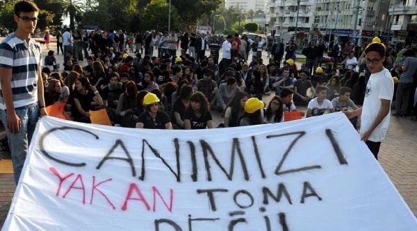 Antalya'da Soma Eylemleri