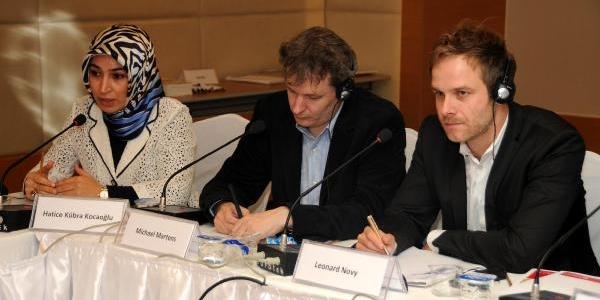 Antalya'da Sosyal Medya Semineri