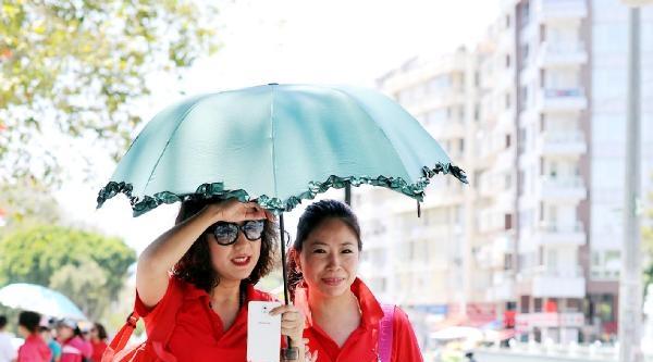 Antalya'da 'tehlikeli Sıcaklık' Uyarısı