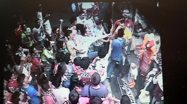 Antalya'daki Gs Store'un Sahibi Dehşet Gecesini Anlattı