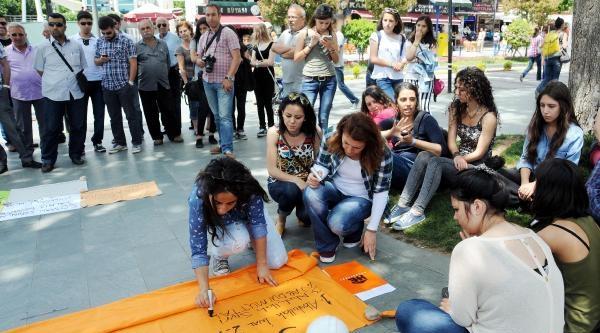 Antalyalı Kadınlar, 301 Madencinin Adını Yazdı