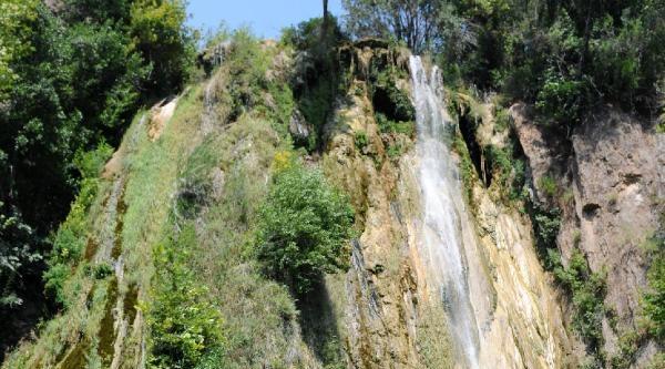 Antalya'nın Gizli Cenneti; Uçansu Şelaleleri
