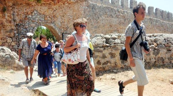 Antalya'nin Müze Ve Ören Yerleri Darphane Gibi