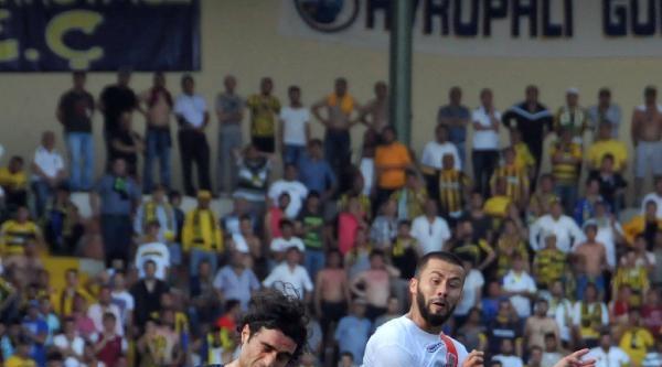 Antalyaspor-mke Ankaragücü Maç Fotoğrafları