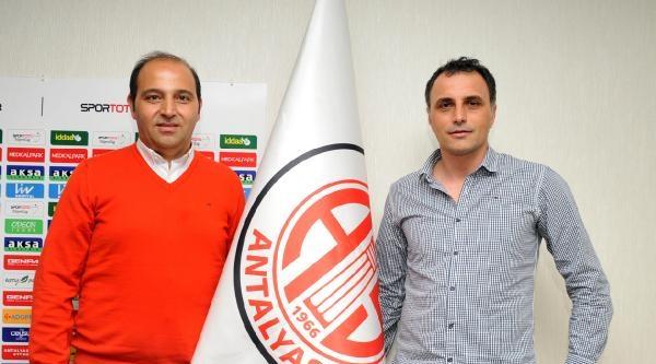 Antalyaspor, Teknik Direktör Fuat Çapa İle Anlaştı