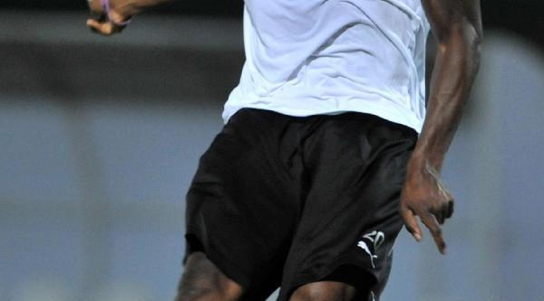 Antalyasporlu Isaac Maç Kadrosundan Çikarildi